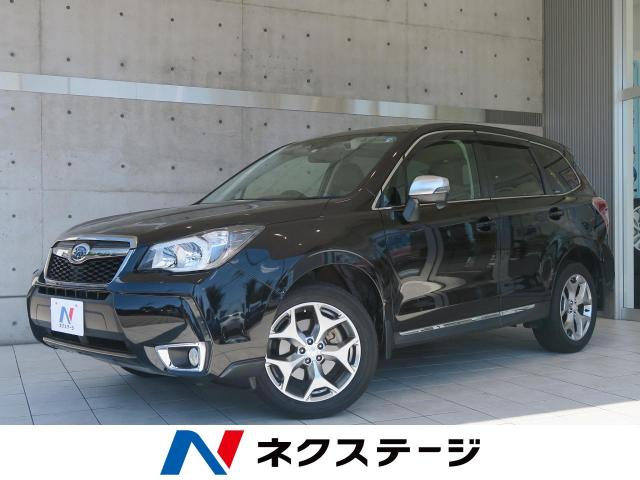 SUBARUFORESTER 2.0XT EYE SIGHT ADVANTAGE LINE