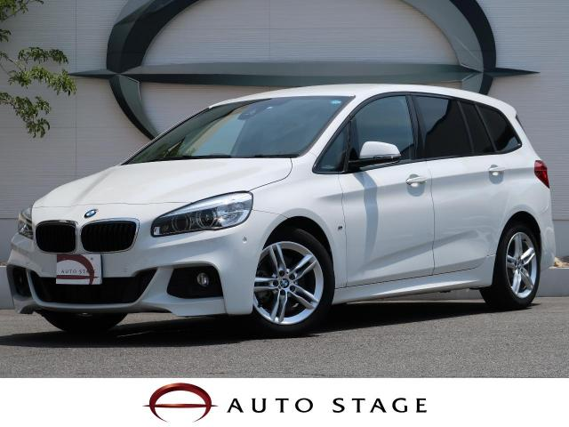 BMW2 SERIES 218D GRAN TOURER M SPORT