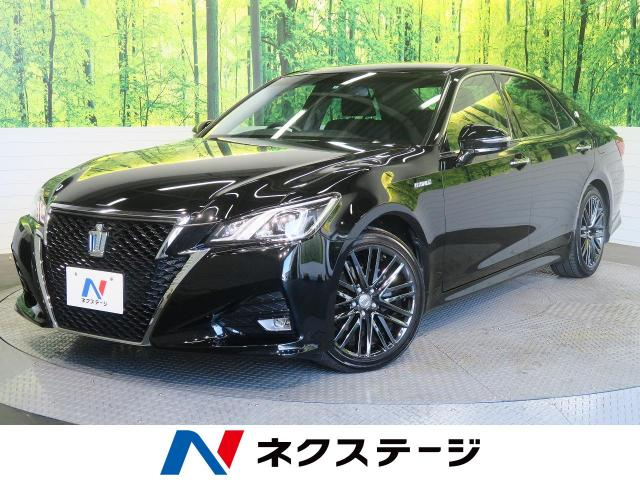 TOYOTACROWN HYBRID ATHLETE S