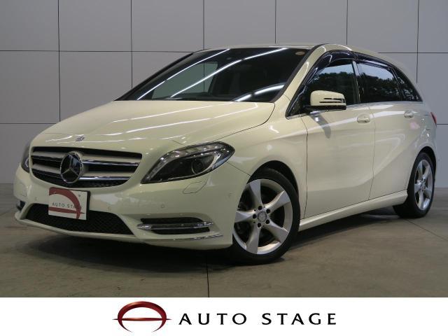 MERCEDES BENZB-CLASS B180 BLUE EFFICIENCY SPORTS NIGHT PACKAGE