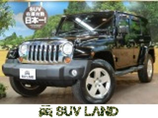 CHRYSLER JEEPJEEP WRANGLER UNLIMITED SAHARA