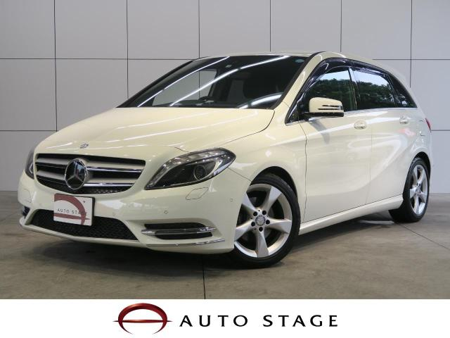 MERCEDES BENZB-CLASS B180 BLUE EFFICIENCY SPORTS