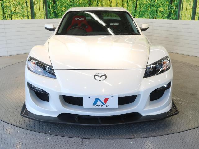 2012 Mazda Rx 8 Spirit R Aba Se3p