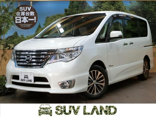 NISSANSERENA HIGHWAY STAR G S-HYBRID ADVANCED SAFETY PACKAGE