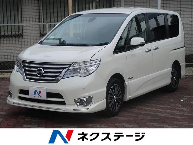 NISSANSERENA HIGHWAY STAR V AERO MODE +SAFETY II