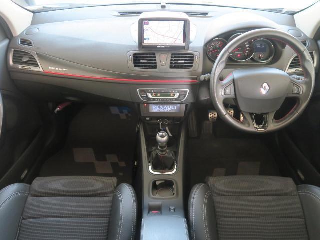 Renault Megane Estate Gt 220 Aba Kzf4r Colorblue 34230km 16126