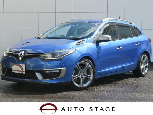 RENAULTMEGANE ESTATE GT 220
