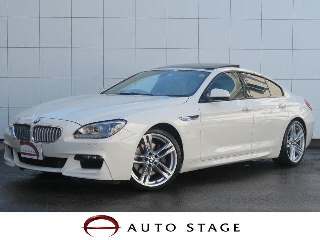 BMW6 SERIES 650i GRAN COUPE M-SPORT PACKAGE