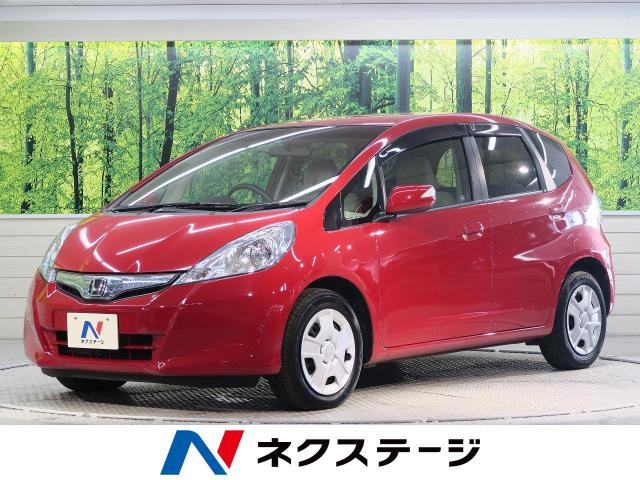 Honda Fit Hybrid Smart Selection Color Red 249 2778322