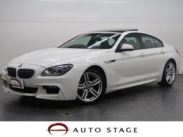 BMW6 SERIES 640i GRAN COUPE M-SPORT PACKAGE