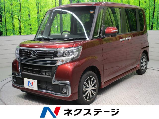 DAIHATSUTANTO CUSTOM X TOP EDITION SA III