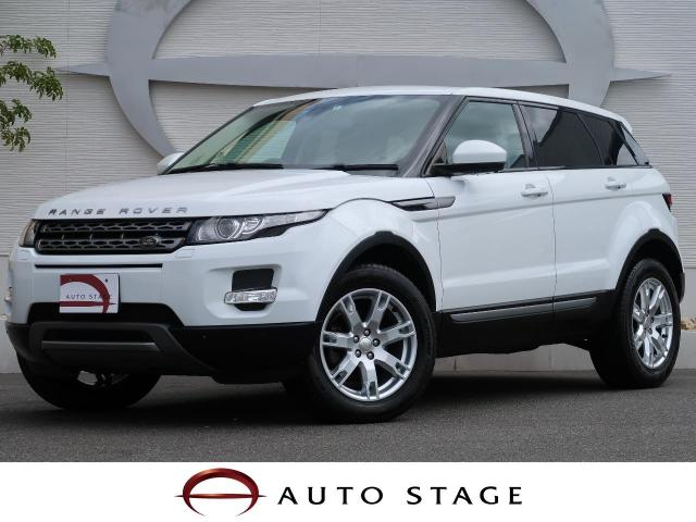 LAND ROVERRANGE ROVER EVOQUE PURE