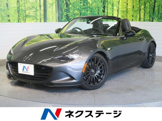 MAZDAROADSTER S LEATHER PACKAGE