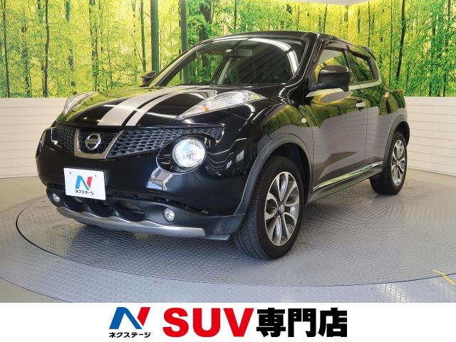 NISSANJUKE 16GT PREMIUM WHITE PACKAGE