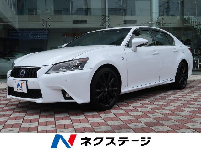 LEXUSGS GS300H SPECIAL EDITION F SPORT X LINE