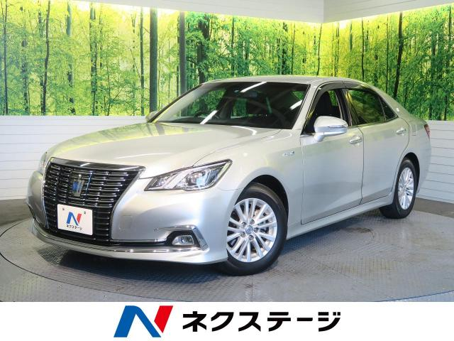 TOYOTACROWN HYBRID ROYAL SALOON