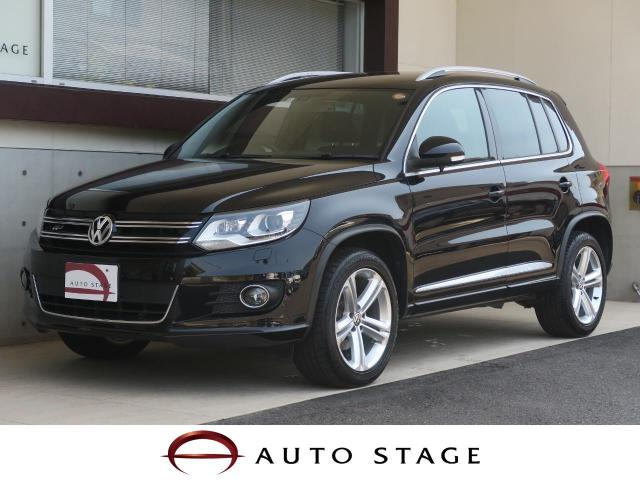 VOLKSWAGENTIGUAN TSI BLUEMOTION TECHNOLOGY R LINE PACKAGE