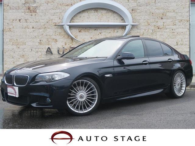 BMW5 SERIES 523D BLUE PERFORMANCE EXCLUSIVE SPORT