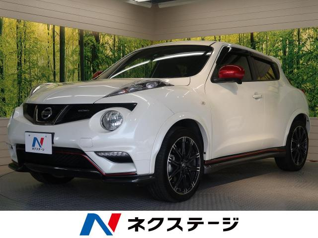 Nissan Juke Nismo Cba Nf15 Color White 4 500km 12 166 390 2782055