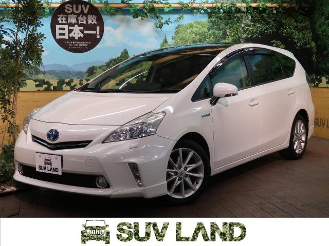 TOYOTAPRIUS ALPHA G TOURING SELECTION SKYLIGHT PACKAGE