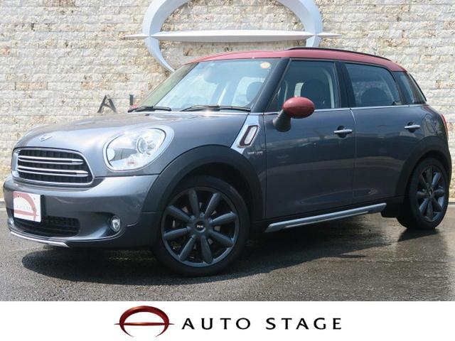 Mini Mini Cooper D Crossover Park Lane Lda Xd20f Colorgray 27700