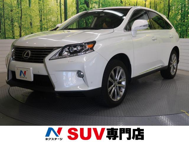 LEXUSRX RX450H VERSION L