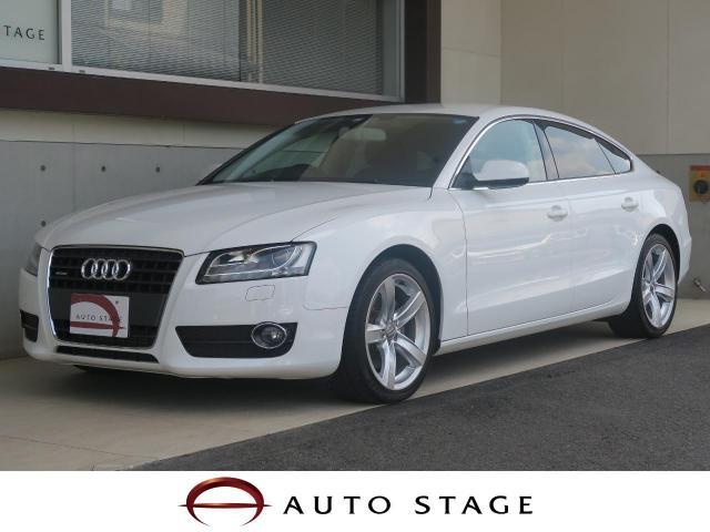 AUDI A SPORTBACK TFSI QUATTRO ABATCDNL ColorWHITE Km - Audi a5 white