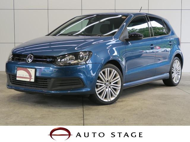 VOLKSWAGENPOLO BLUE GT BLUEMOTION