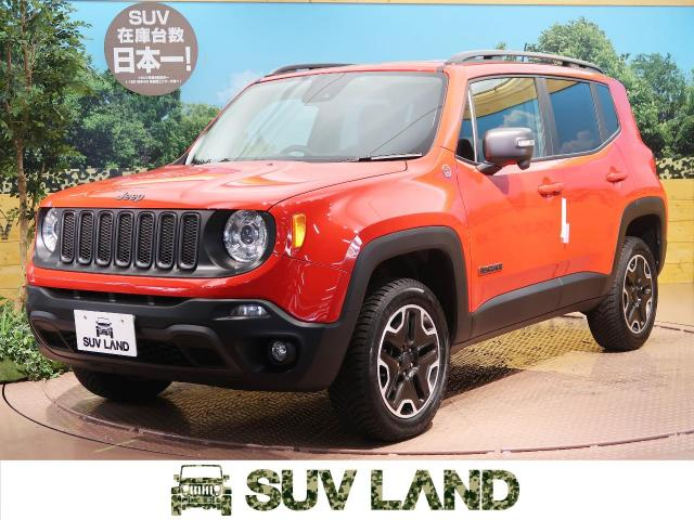 CHRYSLER JEEPJEEP RENEGADE TRAILHAWK