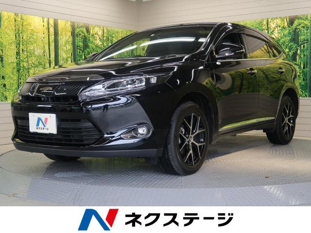 TOYOTAHARRIER PREMIUM ADVANCED PACKAGE STYLE ASH