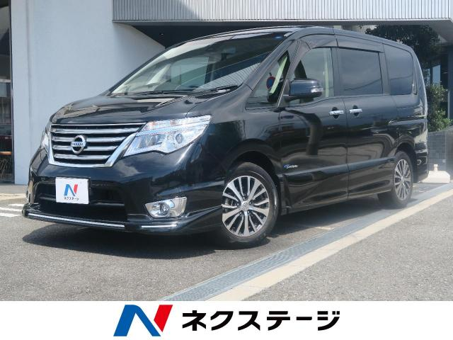 NISSANSERENA HIGHWAY STAR V AERO MODE +SAFETY S-HYBRID