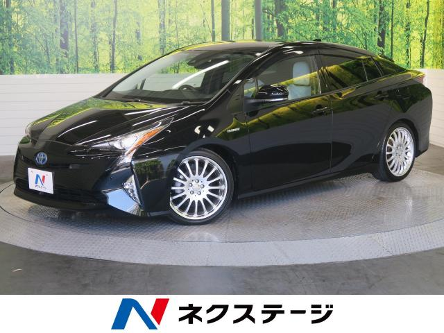 Toyota Prius A Premium Touring Selection Color Black 113 2784109
