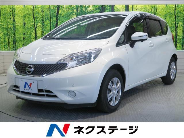nissan note x v selection +safety (dba-e12) color:white 17,500km