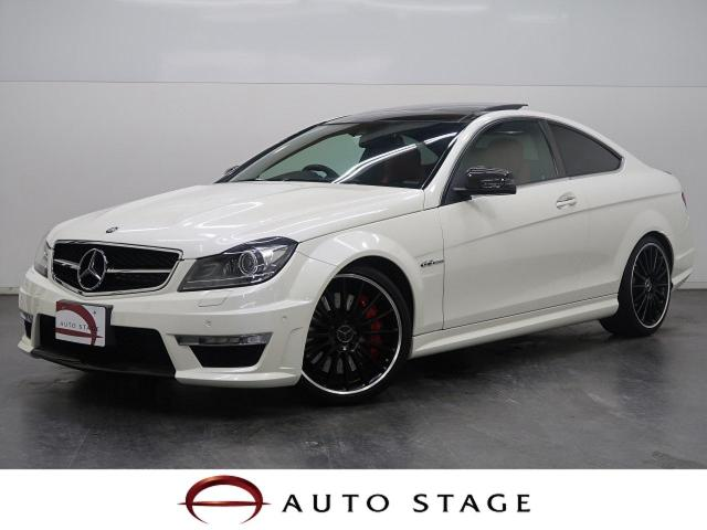 MERCEDES BENZC-CLASS C63 AMG COUPE