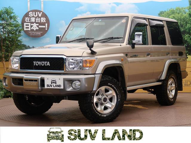 Toyota Land Cruiser 70 >> Toyota Land Cruiser 70 Van Cbf Grj76k Color Metal 56 700km 25 659
