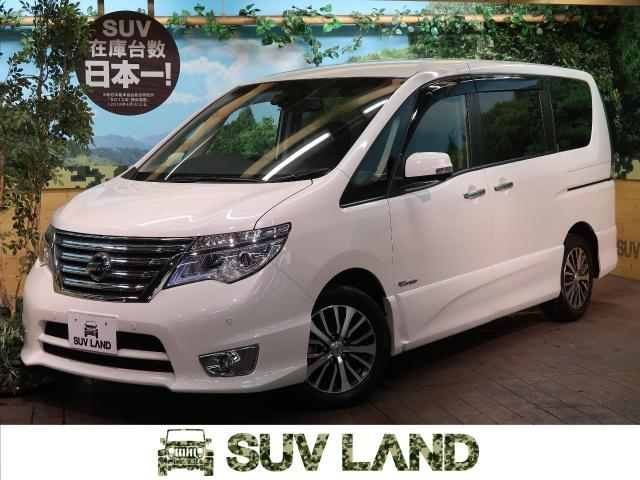 NISSANSERENA HIGHWAY STAR V SELECTION +SAFETY II S-HYBRID