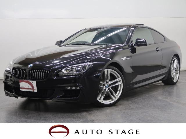 BMW6 SERIES 640i COUPE
