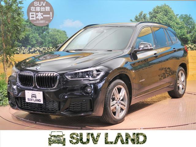 BMWX1 X DRIVE 18D M SPORT