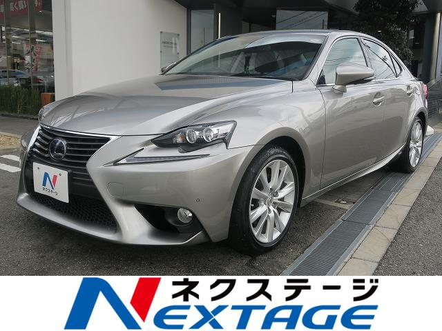 IS IS300hの中古車情報を見る