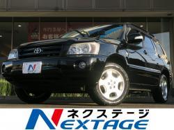 トヨタ クルーガーL 中古車画像