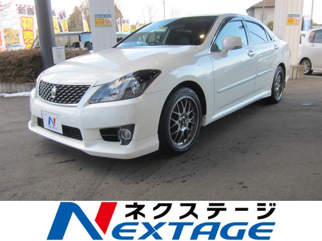 TOYOTACROWN 2.5 ATHLETE ANNIVERSARY EDITION MOONROOF PACKAGE