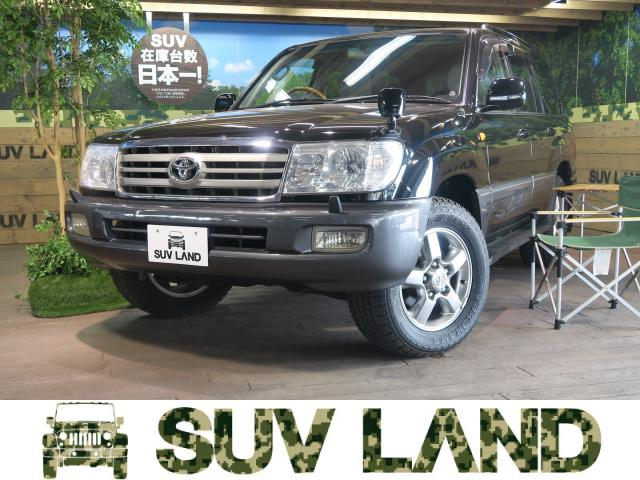 TOYOTALAND CRUISER 100 VX LIMITED G SELECTION TOURING EDITION