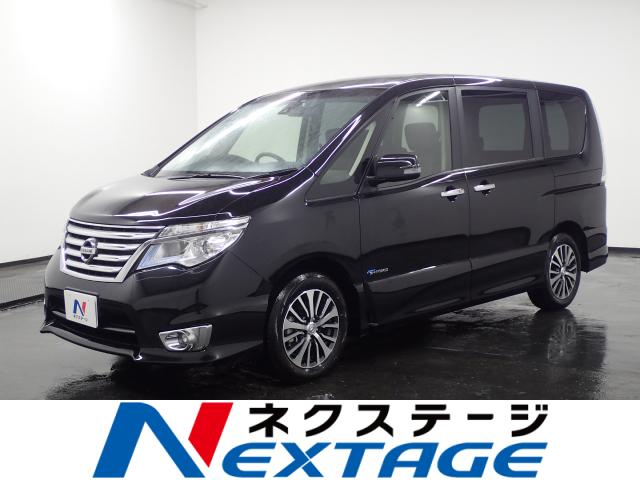NISSANSERENA HIGHWAY STAR V SELECTION +SAFETY S-HYBRID