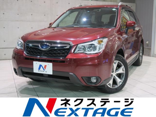 SUBARUFORESTER X-BREAK