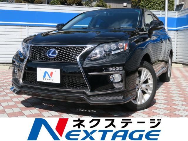 LEXUSRX RX450H VERSION L