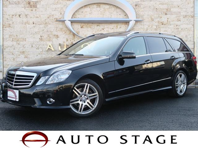 MERCEDES BENZE-CLASS STATIONWAGON E350 STATIONWAGON AVANTGARDE