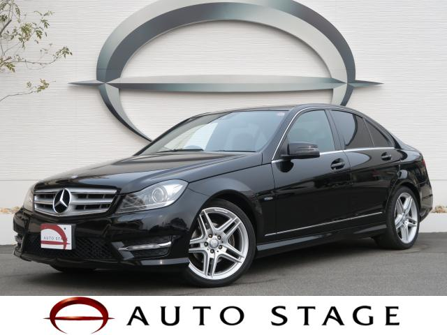 MERCEDES BENZC-CLASS C200 BLUE EFFICIENCY AVANTGARDE