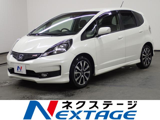HONDAFIT RS FINESTYLE