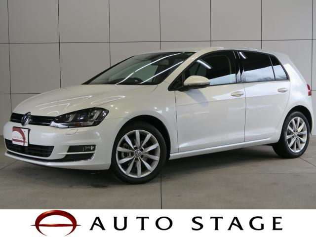 VOLKSWAGENGOLF TSI HIGHLINE BLUEMOTION TECHNOLOGY