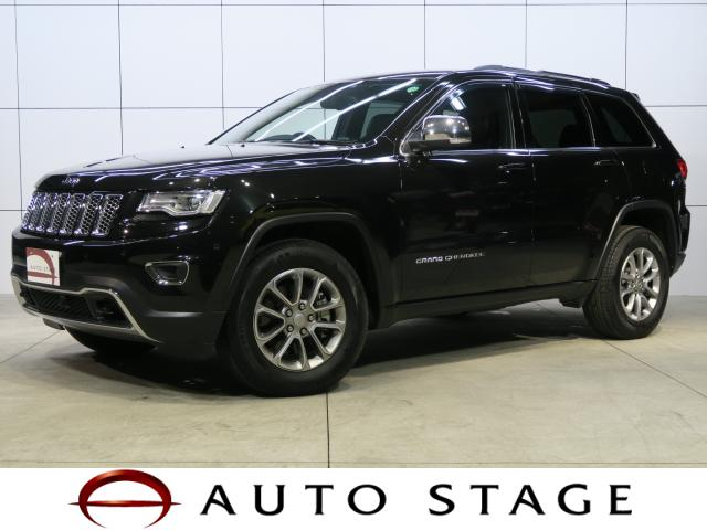 CHRYSLER JEEPJEEP GRAND CHEROKEE CHROME EDITION